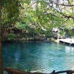 Xenote: agua cristalina, snorkel, nado, celebración de bodas, espectáculos...