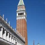 Campanile (Bell Tower), St. Mark's Square, Venice