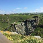 Photo de Tintagel Castle