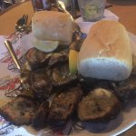 chargrilled oysters - dozen - delish!