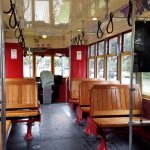 Inside Streetcar