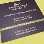 Photo de Bistrot Gourmand Clovis
