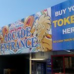 Entrance to Arcade