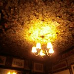 Ceiling at Grenadier Pub