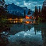 Cilantro on the Lake - Emerald Lake Lodge