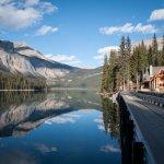 Cilantro on the Lake - Emerald Lake Lodge - f8 Photography