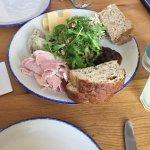 Cornish sharing plate