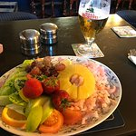 Prawn Salad (without dressing in this case) WOW!