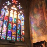 inside of st.vitus cathedral
