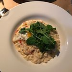 Risotto and frittata