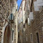 Altstadt (Old Town) Budva Foto