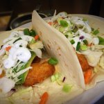Chipotle Lime Fish Taco just added to our new summer menu