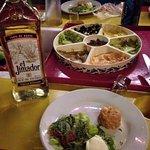 No podía faltar el tequila !