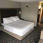 Foto de Holiday Inn Express Woodstock / Shenandoah Valley