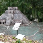 Miniature temples