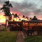 Sunsets at The Lanai At Mamala Bay