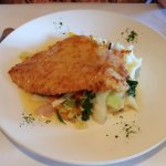 Lemon Sole entree