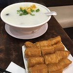 Thousand Year Old Egg Congee