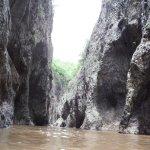 Somoto Canyon in Esteli