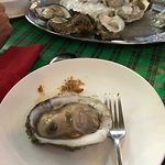 One massive oyster!