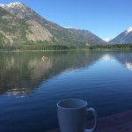 North Cascades Lodge at Stehekin Photo