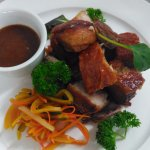 Juicy and meaty Lechon Kawali (Pork Belly)