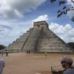 Foto de Chichén Itzá