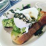 ภาพถ่ายของ Bella Gina Cafe