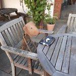 Good beer, dog friendly, nice garden