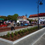 City Market in Serock