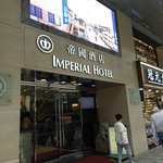 Imperial Hotel at Nathan Road