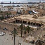 La vue sur la grande mosquée