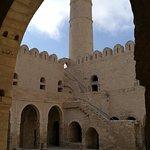 La tour de guet de la Ribat