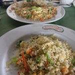 sea food fried rice