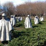 Photo de Korean War Veterans Memorial