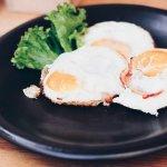 Baked Eggs at Lviv Coffee Manufature