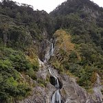 Doubtful Sounds, 3 Wochen kein Regen, kaum Wasserfälle