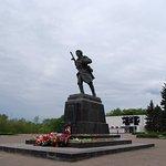 Statue of Aleksandr Matrosov
