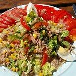 La salade des îles 😋