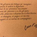 Foto de Trattoria da I'Coco Filippo