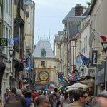 Foto di Rue du Gros-Horloge