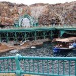 the theme park oozes details