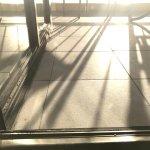 dirt balcony