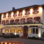Hotel Restaurant Cheval Blanc Foto