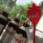 It's Pimms O'clock from 1st June - enjoy in the conservatory or the garden