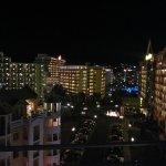 Вид с балкона на город, 8-ой этаж
