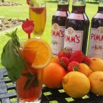 Join us for a Pimms cocktail this summer