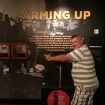 Exhibits at the Mob Museum