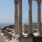 The temple of Trajanus