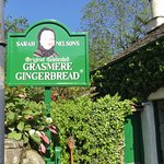 You have found the Gingerbread Shop